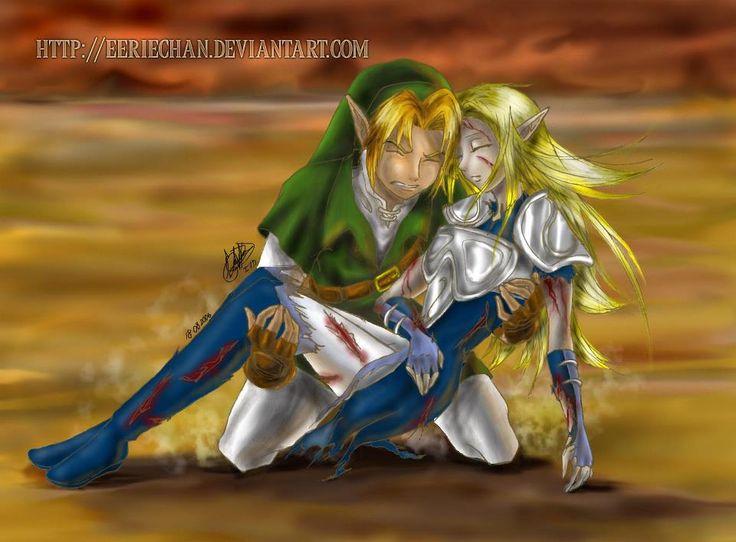 Do Link And Zelda Ever Hook Up