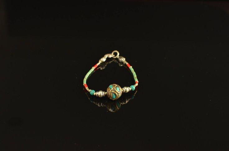 Ethnic Nepali Tibetan Bracelet