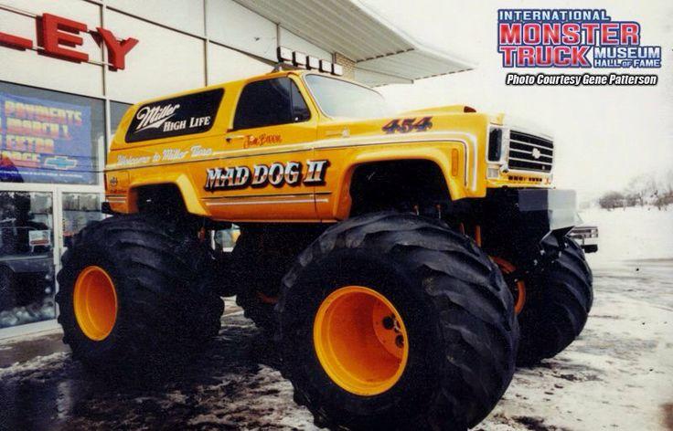 Mad dog Monster Trucks Pinterest Dogs