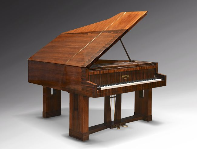 121 best art deco pianos images on pinterest art deco furniture art deco art and music. Black Bedroom Furniture Sets. Home Design Ideas