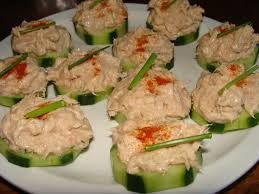 """Résultat de recherche d'images pour """"recette concombre thon"""""""