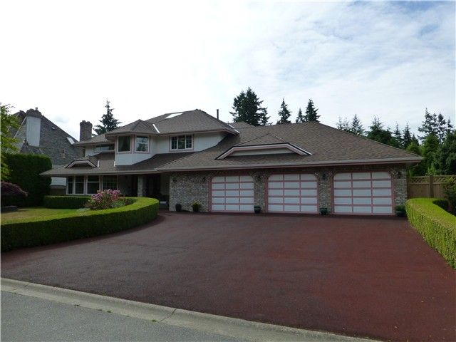 "Main Photo: 13264 20A Avenue in Surrey: Elgin Chantrell House for sale in ""BRIDLEWOOD ESTATES"" (South Surrey White Rock)  : MLS(r) # F1443165"