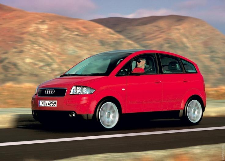 2002 Audi A2