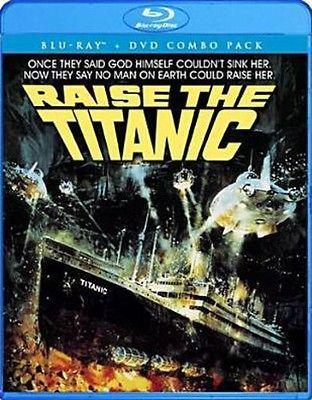 Raise the Titanic [2 Discs] [Blu-ray/DVD] (Blu-ray Used Very Good)