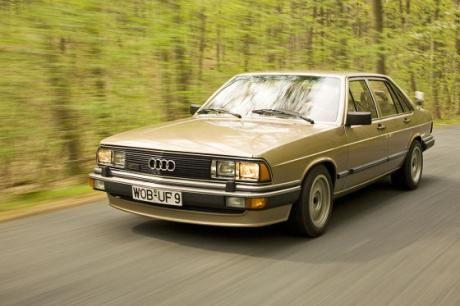 Photo of Audi 200 T5