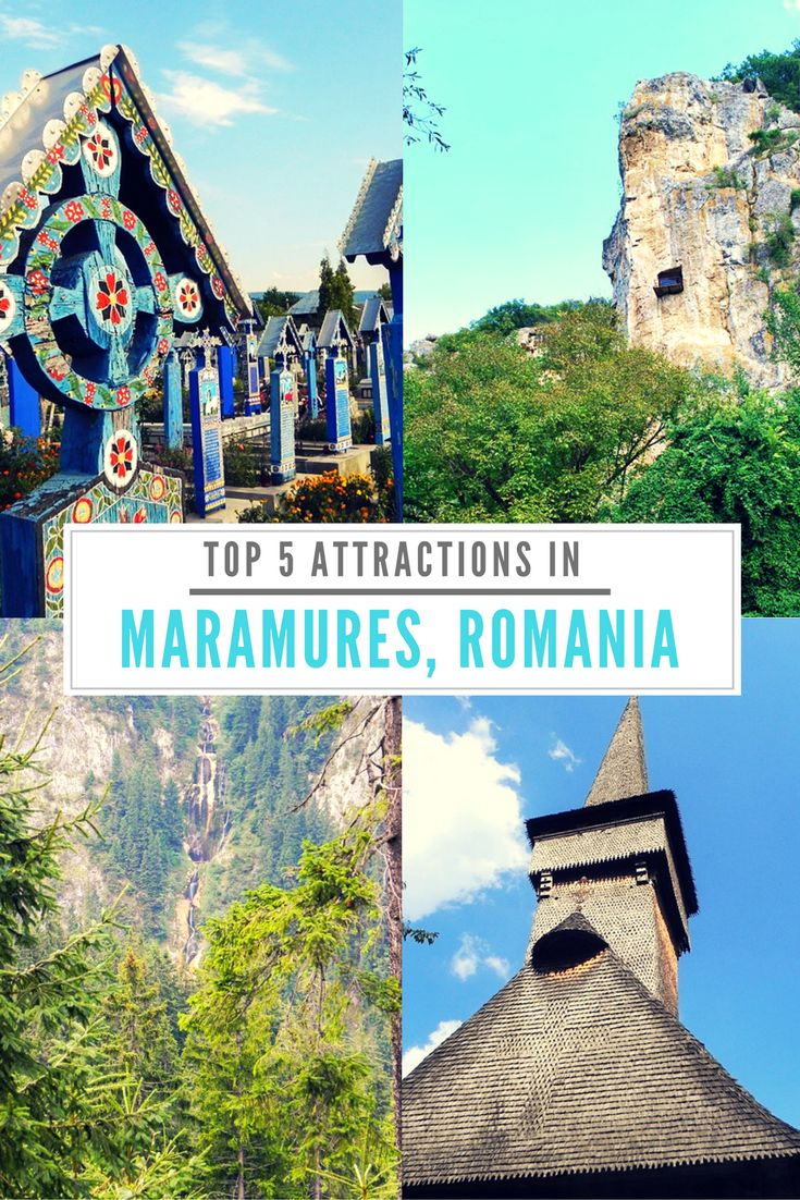 Romania is not only Transylvania and Dracula! Check out these wonderful 5 attractions in Maramures region of Romania and buy your plane ticket now! /Travelling Buzz
