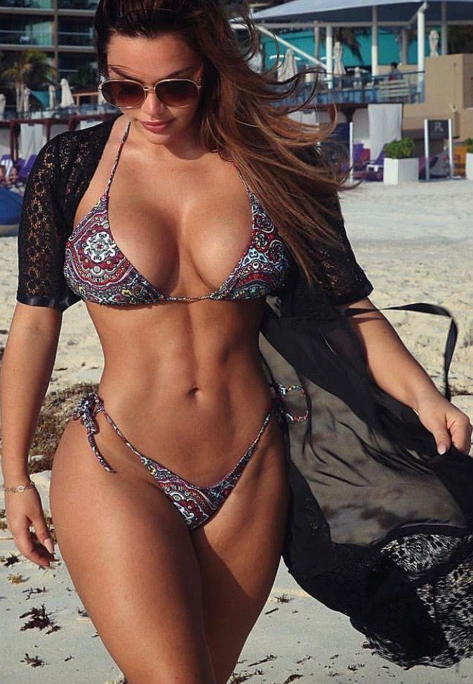 539da37666ba Le Soleil ☀️ Bikinis | Mujeres bellas | Bikini girls, Bikinis ...
