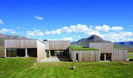 casa passiva hof, casa passiva, architettura islanda, architettura sostenibile, casa passiva hof, efficienza energetica, energia geotermica