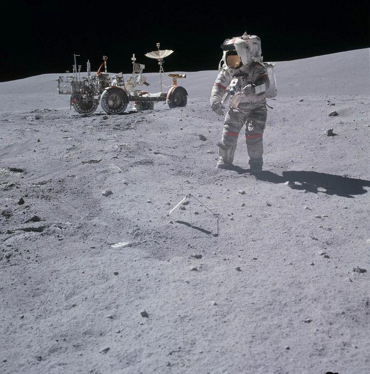 apollo 16 deep space eva - photo #23