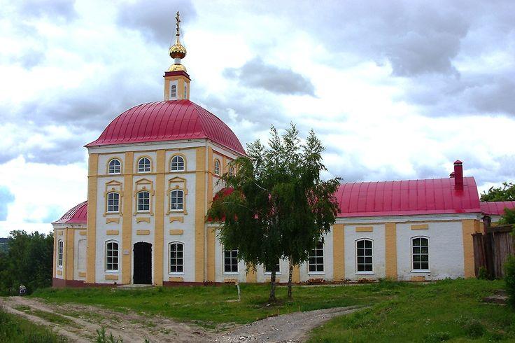 Болхов - мой город!: Церковь во имя Св. Афанасия и Кирилла Александрийских