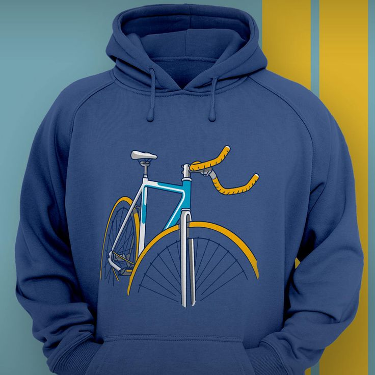 Fixie Bike Hoodie Sweatshirt. Single Speed Bike. Fixed Gear Hoodie. Fixie Hoodie. Fixie Bicycle. Single Speed. Bicycle Gifts. Hipster by PartyBrew on Etsy