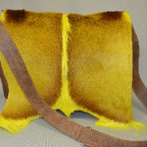 2 pocket  satchel
