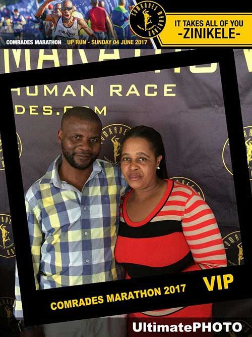 We were so glad to hear that our factory manager, Dennis & his beautiful wife Wendy had a blast at the Comrades Marathon this past Sunday.