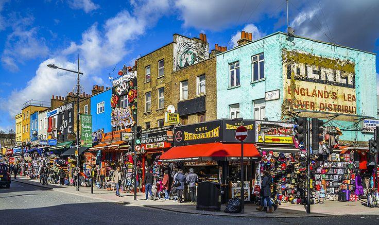 Camden town, quartier punk de Londres ? ⋆ Vanupied +++ Guide de Londres : http://www.vanupied.com/guide-londres/