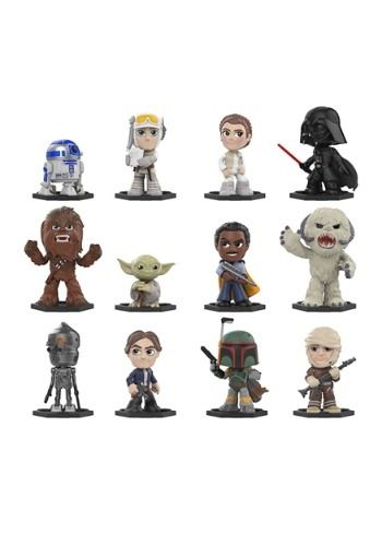 cca3cff2f13 Mystery Minis  Star Wars- Empire Strikes Back Bobblehead Figure Star ...
