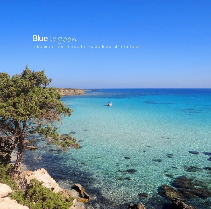 Blue Lagoon Cyprus Latchi