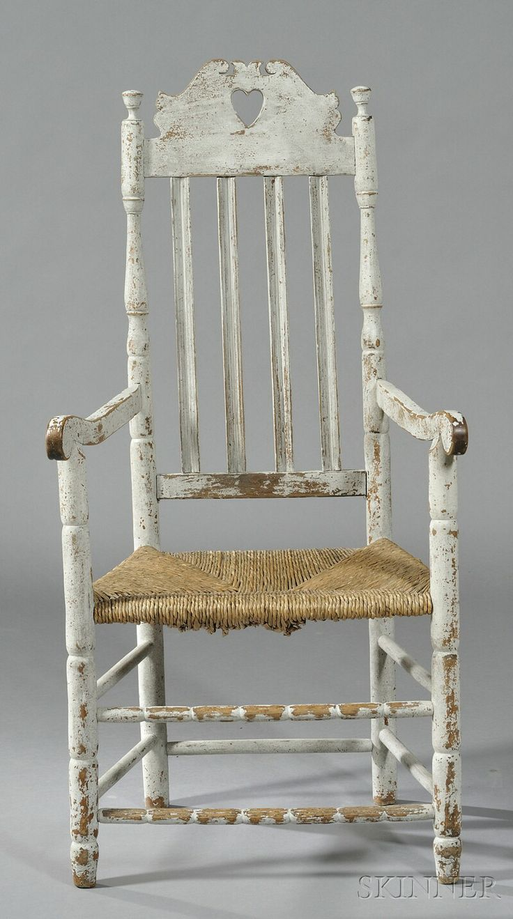 white chair with heart carved out & 143 best Sit Down And Rest images on Pinterest | Antique furniture ...