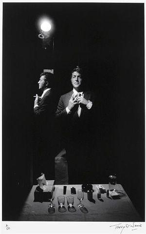 Dean Martin - Las Vegas by Terry O'Neill