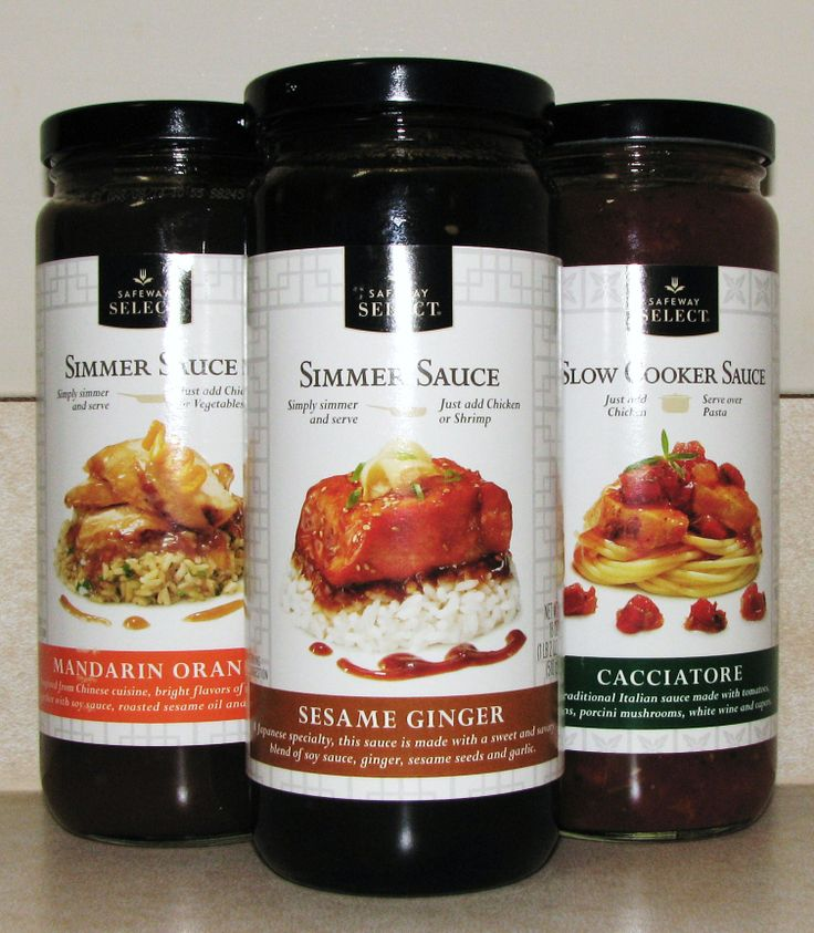 My Favorite Is The Sesame Ginger
