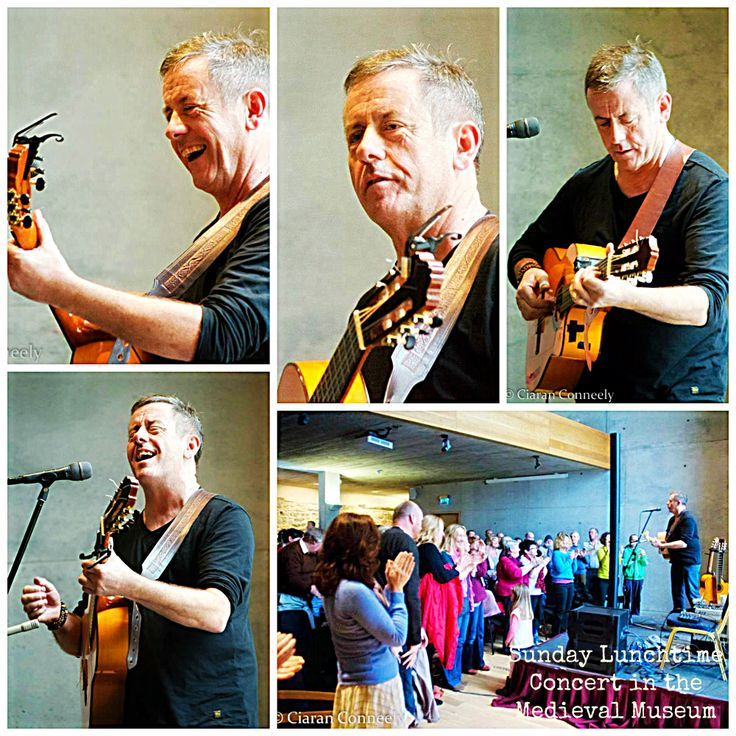 Fadó Productions,Music At The Museum, Luka Bloom by Ciaran Conneely