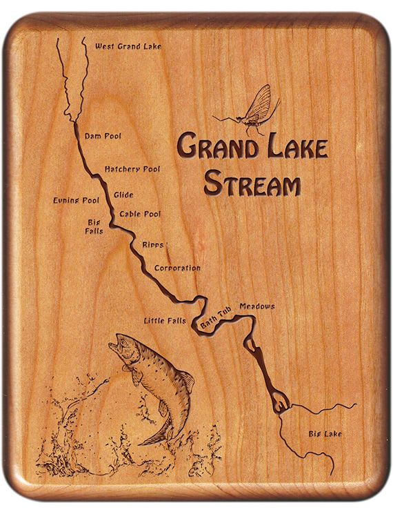 grand lake stream muslim Grand lake stream state fish hatchery about the facility the grand lake stream hatchery was established in 1936 major renovations occurred in 1962, replacing earthen pools with concrete raceways followed by covered buildings in the 1970's.