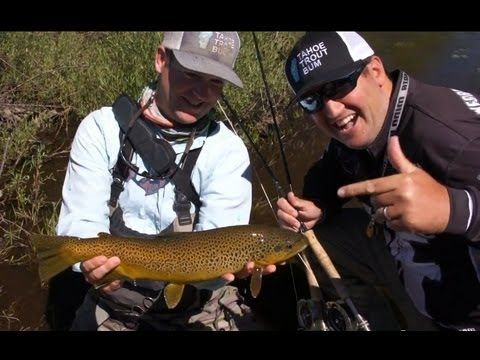 How to Fly Fish! Featuring Matt Heron - YouTube