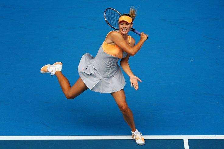 Amazing Look World : Player - Maria Sharapova Tennis Player Biography