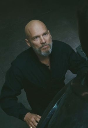 Nice bald and beard. Bald has to restrain and tailor shape more than other beards. That's what makes it hot.