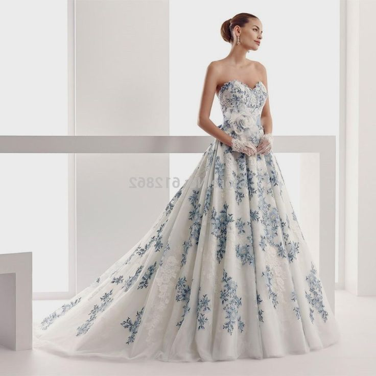 The 25+ best Blue and white wedding guest dresses ideas on ...
