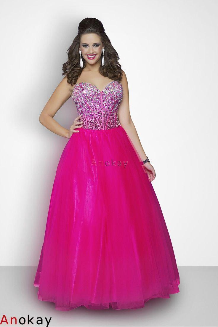45 mejores imágenes de Ballkleider en Pinterest | Vestidos bonitos ...