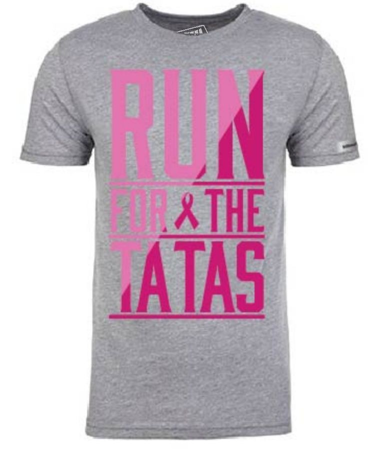 2017 Run For The Ta Tas #BreastCancer #CancerSucks #5K #Running #LovePink #Wilmington