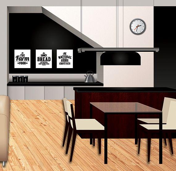 Trendnet House | Retail by Sinead Queiroz Fourie, via Behance