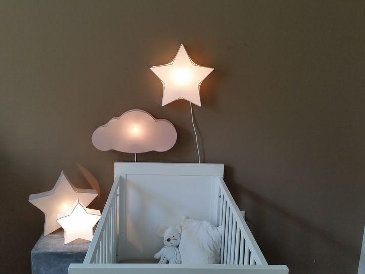 Lamp Kinderkamer Wit : Bol nachtlamp kinderkamer lamp konijn rabbit led kleuren