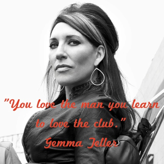 #Sons of Anarchy #Gemma. I need to get off of here......eventually.