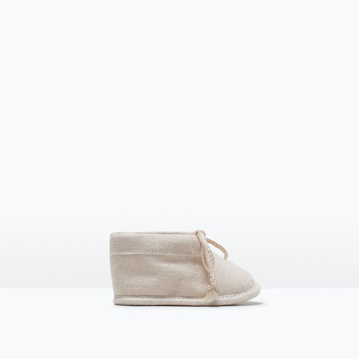FABRIC BOOTIE-Shoes-MINI | ZARA United States
