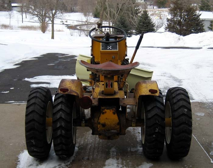 Oliver S Tractor Dual Wheels : Best images about international harvester on pinterest