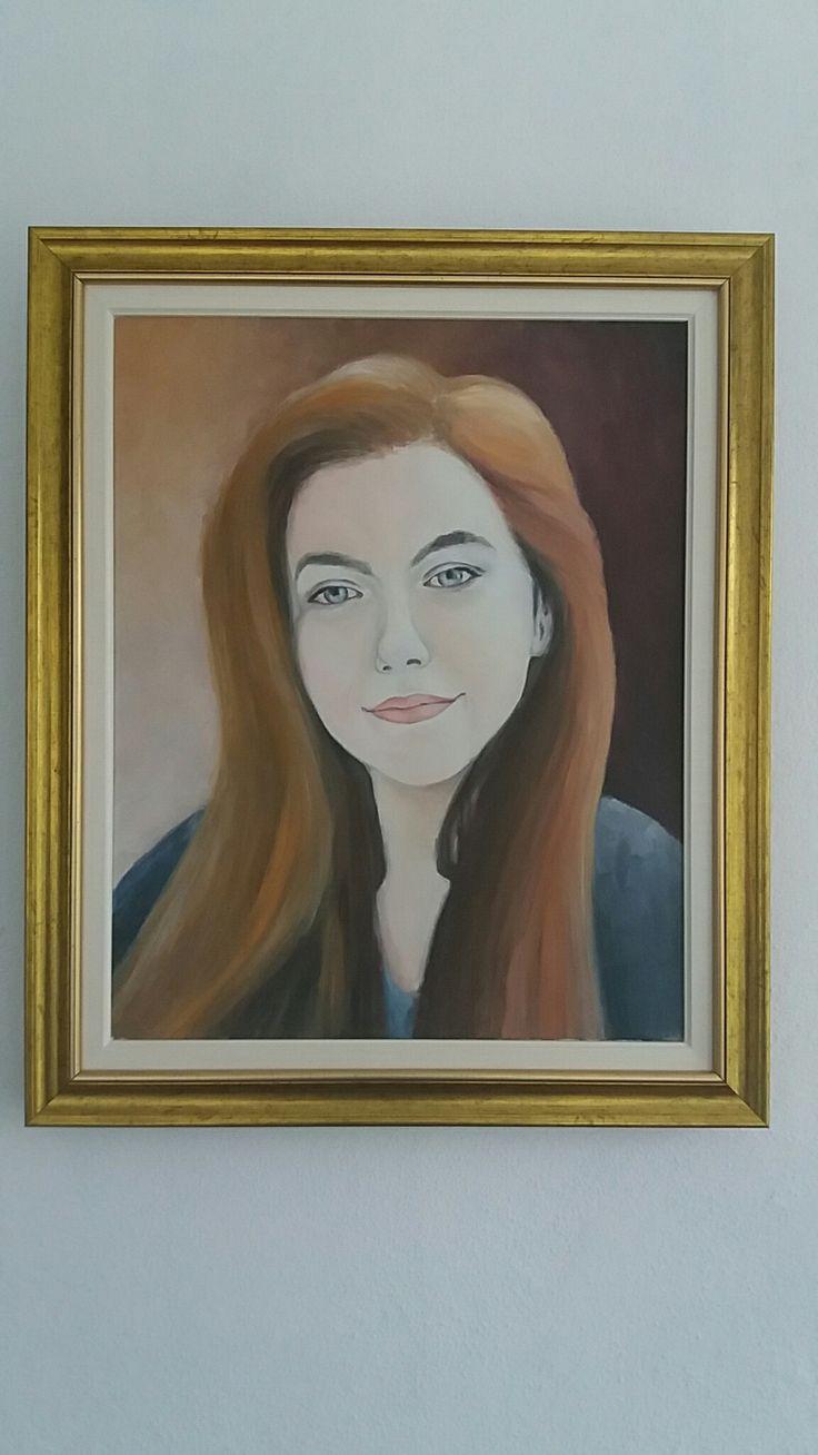 Portret Amira