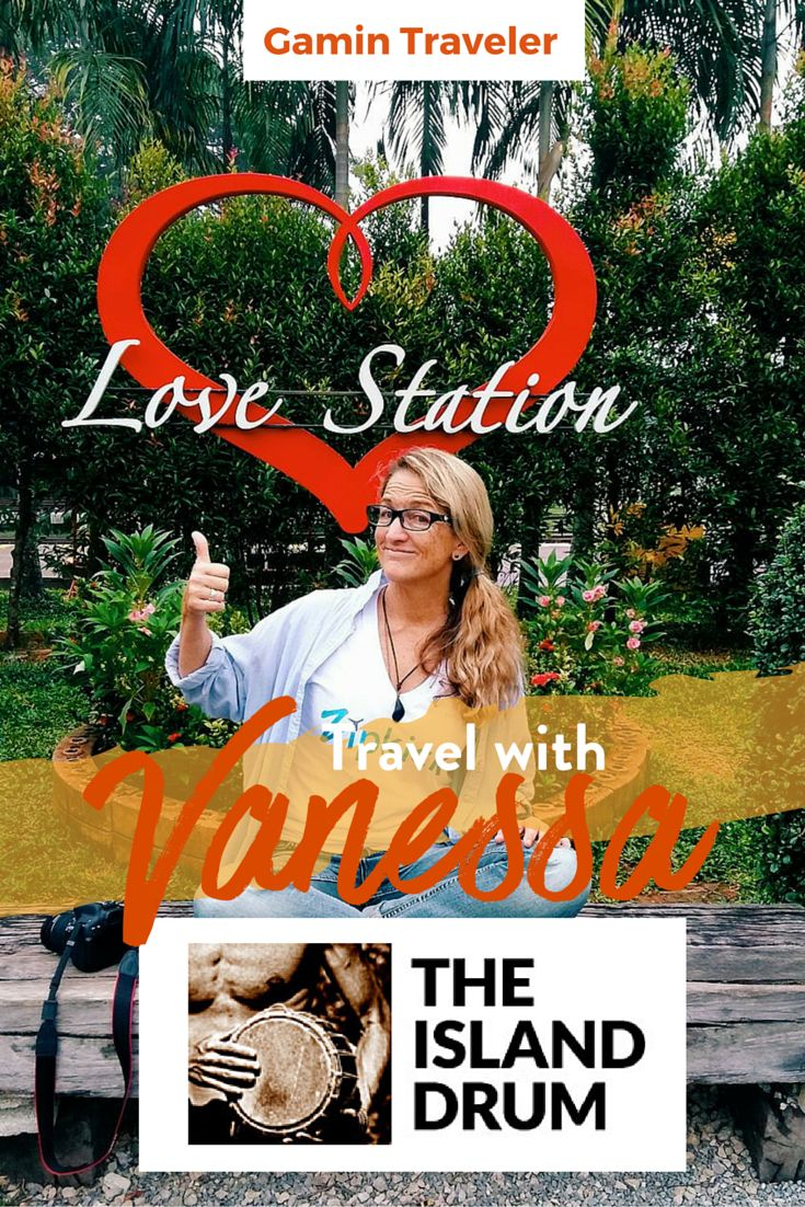 Vanessa is discovering her paradise in Southeast Asia. She can inspire you to be a solo female traveler around Asia. Interview with Vanessa from The Island Drum