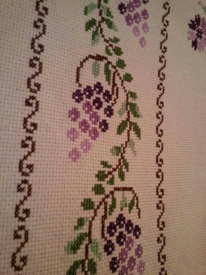 Grapes & Border