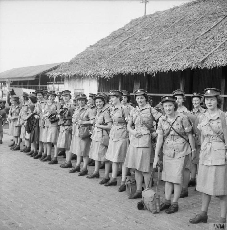 THE BRITISH ARMY IN THE FAR EAST 1945 ~