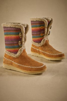 Cozy Cabin Boots from Soft Surroundings