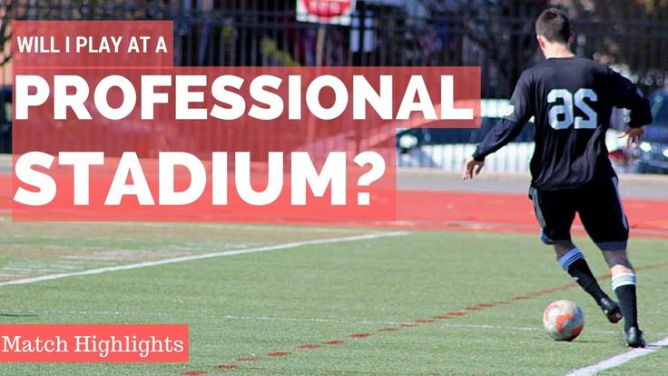 Semi Final Match! Winner Will Play In a MLS Stadium   Simply Soccer Matc...
