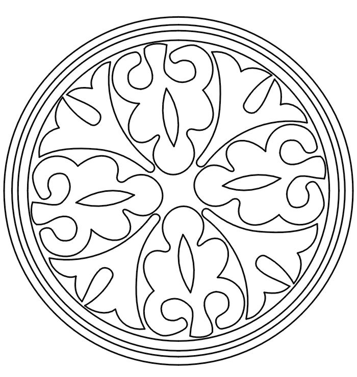 Medieval Coloring Pages For Adults