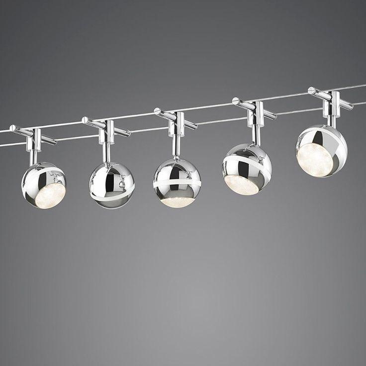 Stropní LED svítidlo Giffone