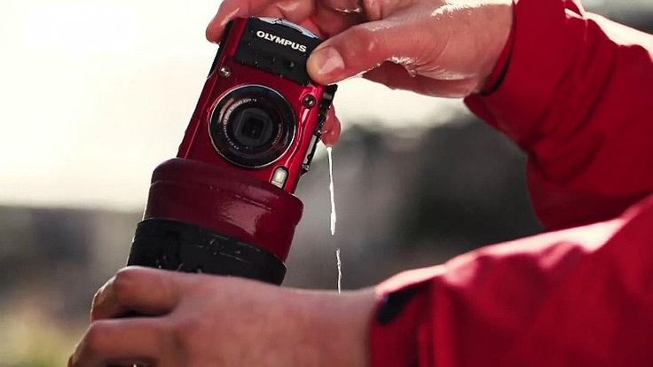 Olympus Stylus Tough TG-4 Waterproof Camera Review