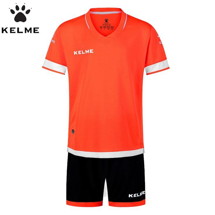 Kids/Children football jerseys clothing set 2pcs 2016 17 Football Jerseys Kids Football Kits Soccer Training Jersey Set Uniform
