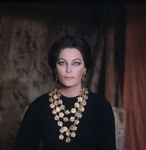 Ava in her late 50 s