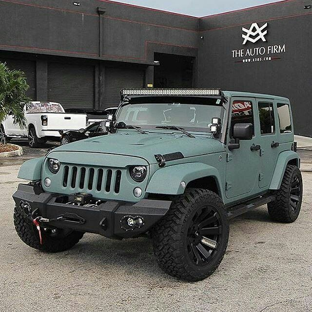 #Jeep #wrangler #Rubicon custom// ////%Just go out & far to lose urself for sometime to find urself anew. And you will need a beast like this by your side.//// #stuff #toys #machine  #beast #rugged  #adventurer  #explorer  #jeepwrangler  #carswithoutlimits  #riders  #suv  #mechanic  #boys