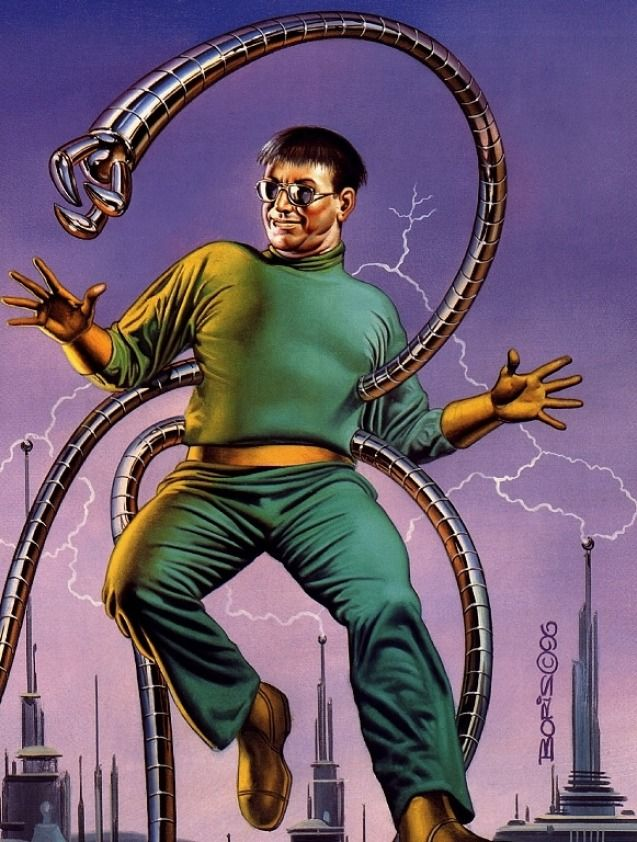 17 Best images about Doctor Octopus on Pinterest ...