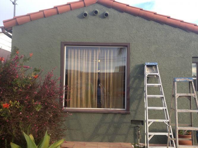 Exterior Window Trim Stucco 116 best kyler house images on pinterest | home, diy and garden